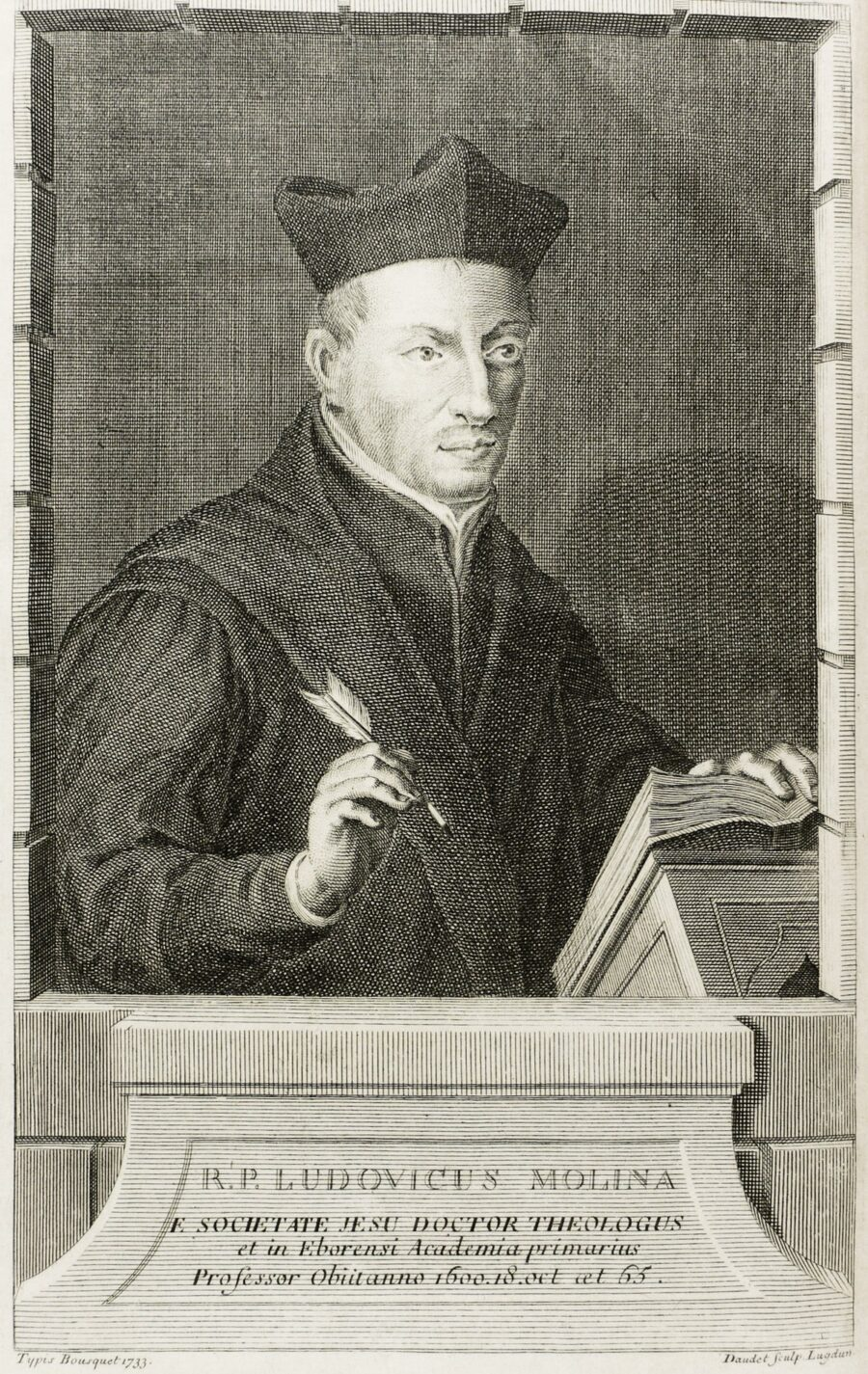12 ottobre 1600 – Muore Luis de Molina