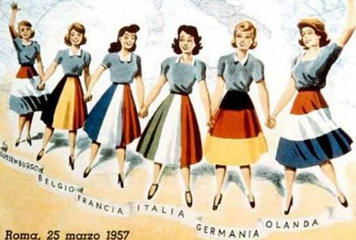 14 Ottobre 1957 – L'Italia ratifica i Trattati di Roma