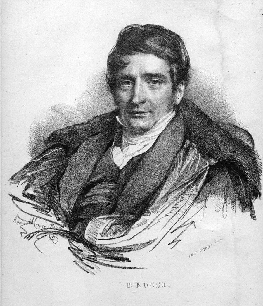 15 Novembre 1848 – Assassinato Pellegrino Rossi