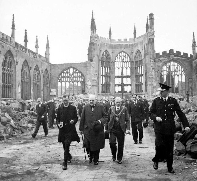 14 Novembre 1940 – Coventry è distrutta dalla Luftwaffe