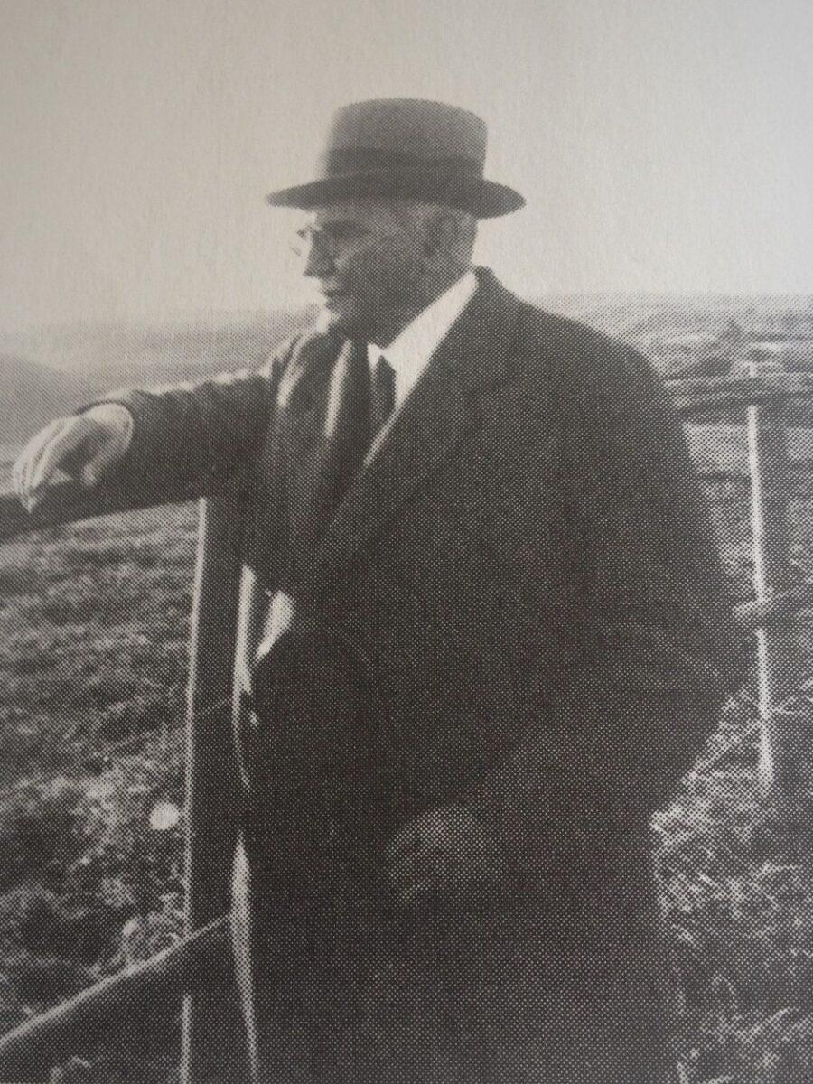 7 Novembre 1937 – Muore Giuseppe Chiovenda