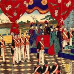 29 Novembre 1890 - Entra in vigore la Costituzione Meiji