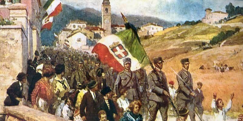 4 Novembre 1918 – Il Bollettino della Vittoria