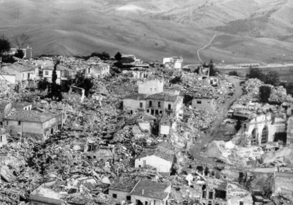 23 Novembre 1980 – Terremoto in Irpinia