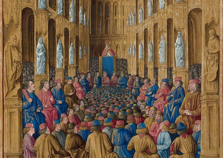 27 Novembre 1095 – Il via alle crociate