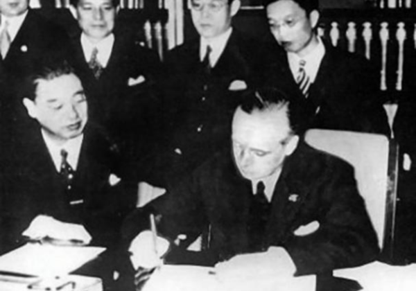 25 novembre 1936 – Patto anticomintern