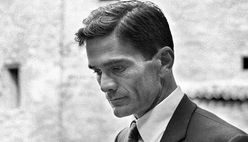 2 Novembre 1975 – Assassinato Pier Paolo Pasolini
