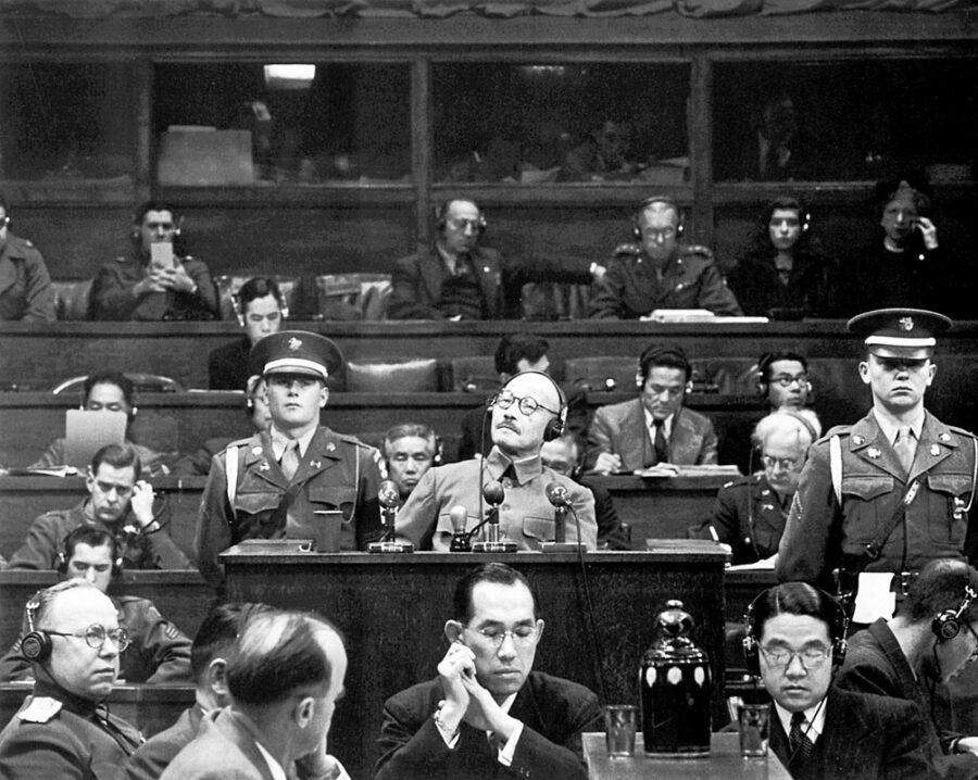 12 Novembre 1948 – Si chiude la Norimberga giapponese