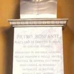 21 Novembre 1932 - Muore Pietro Bonfante