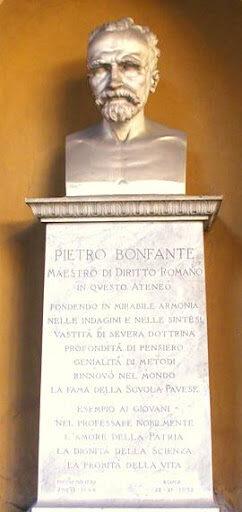 21 Novembre 1932 – Muore Pietro Bonfante
