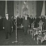 24 Dicembre 1971 - Elezione di Giovanni Leone a Presidente della Repubblica
