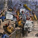 16 Dicembre 1773 - Boston Tea Party