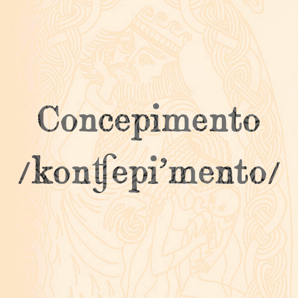 Concepimento, s.m.