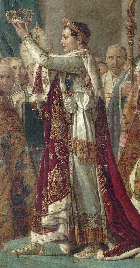 2 Dicembre 1804 – Napoleone si autoincorona Imperatore dei Francesi