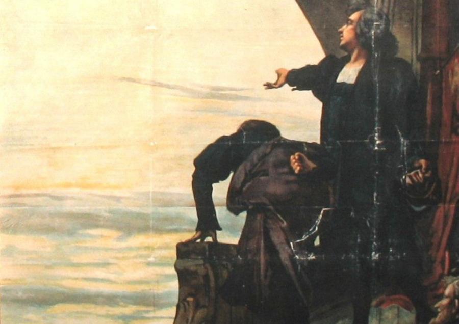5 Dicembre 1492 – Colombo scopre l'America