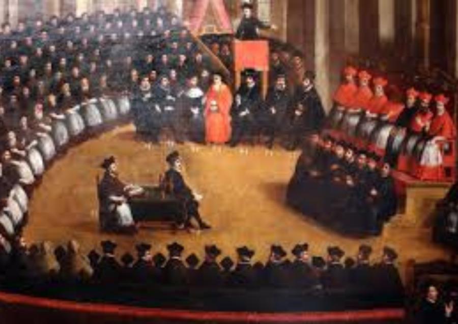 4 Dicembre 1563 – Si chiude il Concilio di Trento