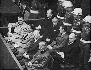 9 Dicembre 1946 – Inizia il processo di Norimberga contro i medici
