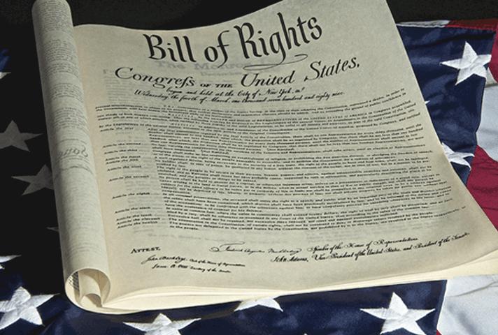15 Dicembre 1791 – Viene approvata la Carta dei Diritti degli Stati Uniti