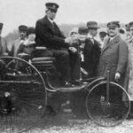 29 Gennaio 1886 - Karl Benz brevetta l'automobile a benzina