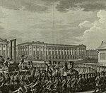 21 gennaio 1793 - Luigi XVI viene ghigliottinato