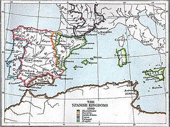 2 Gennaio 1492 – Reconquista: Granada, l'ultima roccaforte moresca in Spagna, si arrende.