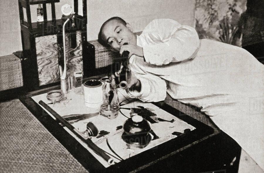 23 Gennaio 1912 – Viene firmato il primo trattato internazionale sulle droghe