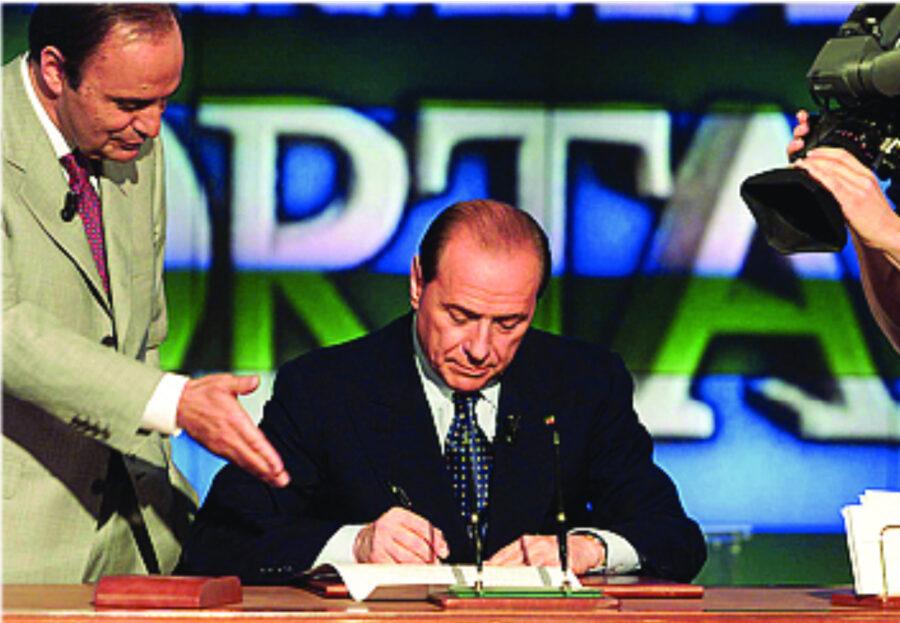 Contratti e politica: promesse o negozi giuridici? Ricordando il Contratto con gli Italiani del 2001