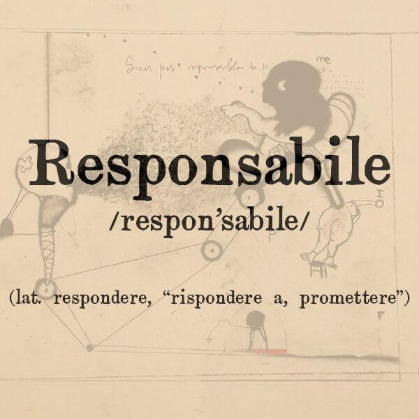Responsabile, agg. e s.m.