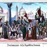 9 Febbraio 1849 - Viene proclamata la Repubblica Romana