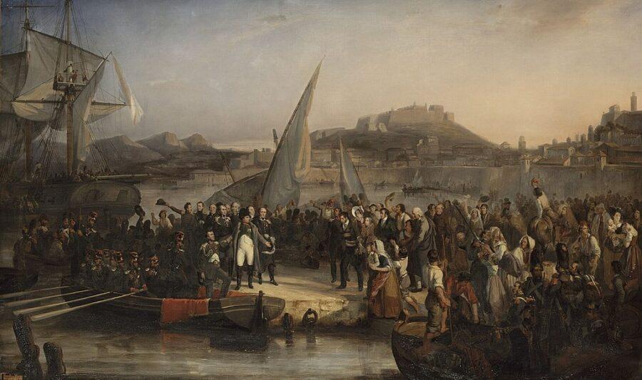 26 Febbraio 1815 – Napoleone fugge dall'Isola d'Elba