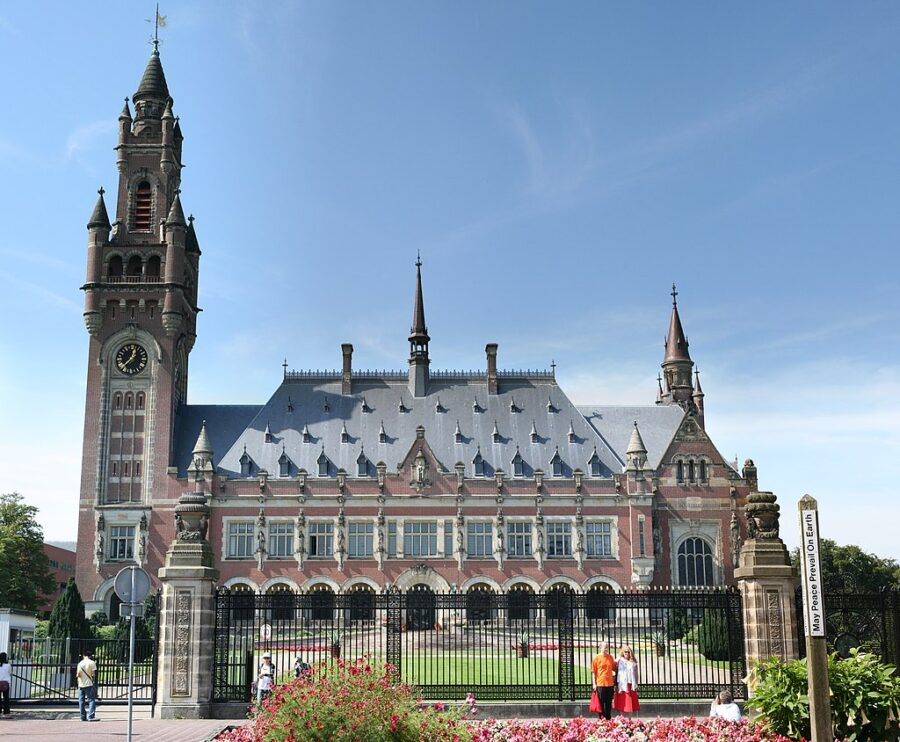 6 Febbraio 1900 – Viene istituita la Corte permanente di arbitrato internazionale de L'Aja