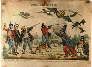3 Febbraio 1871 – La capitale è spostata a Roma