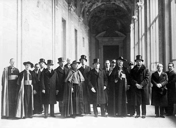 11 Febbraio 1929 – I Patti Lateranensi