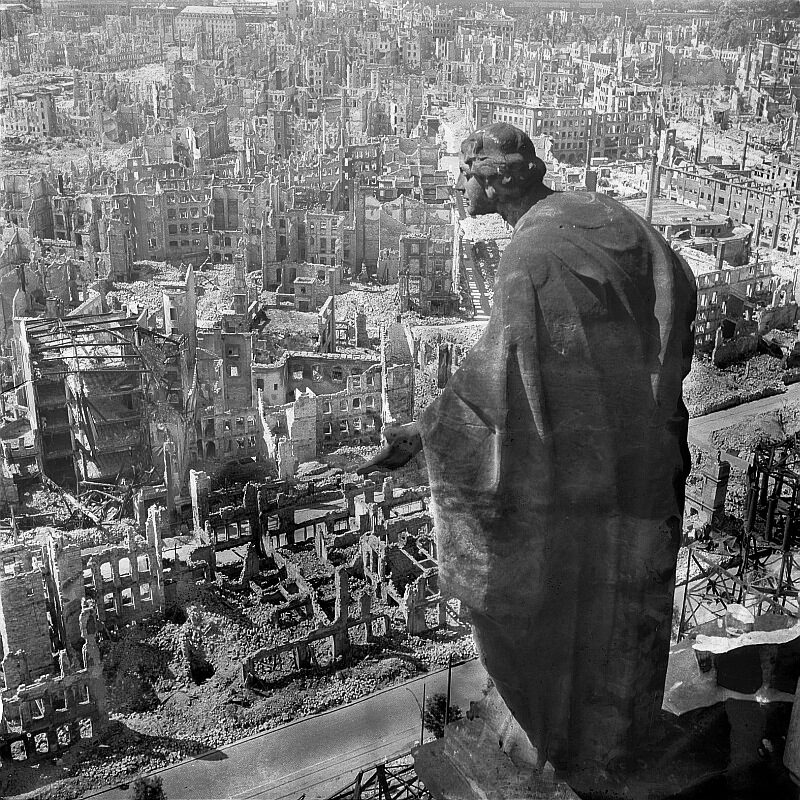 14 Febbraio 1945 – Il bombardamento di Dresda