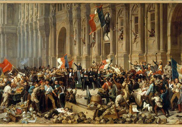 22 febbraio 1848 – Scoppia la terza rivoluzione francese