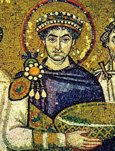 13 Febbraio 528 – Giustiniano dà il via alla redazione del Codice giustinianeo