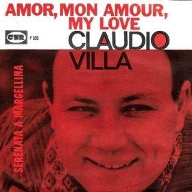 Claudio Villa – Amor, Mon Amour, My Love