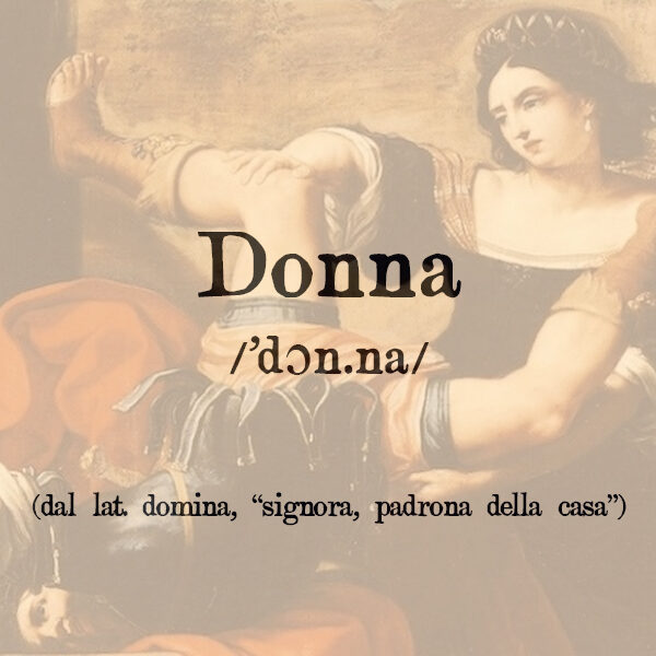 Donna, s.f.