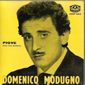 Domenico Modugno – Piove (Ciao Ciao Bambina)