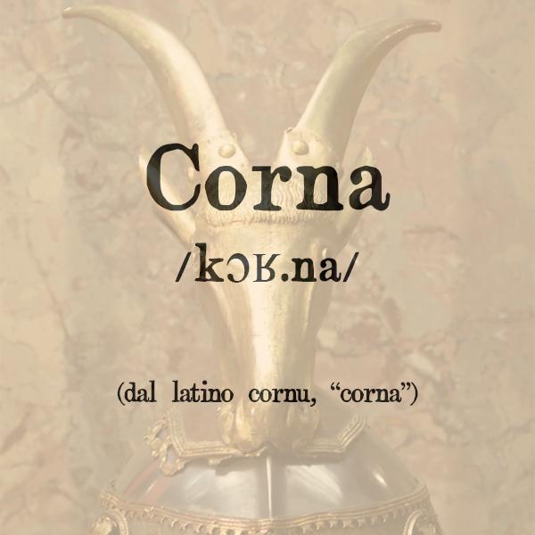 Etimologia di Corna, pl. f.