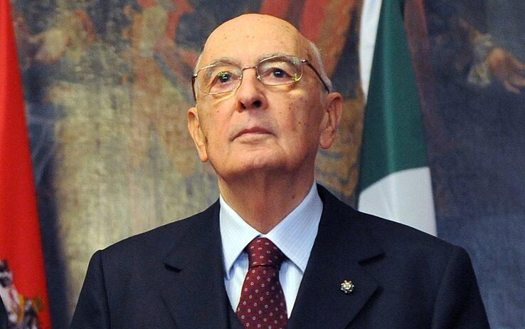 10 maggio 2006 – Giorgio Napolitano eletto Presidente della Repubblica