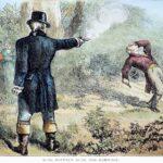 11 Luglio 1804 - Alexander Hamilton viene ferito mortalmente in duello