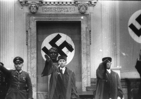 Il giudice nella Germania nazista