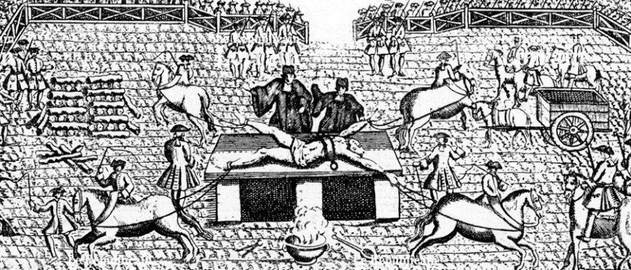 Condanne a morte e supplizi: il caso di Montecuccoli