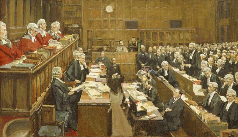 Tradito dalla moglie e citato in giudizio a fianco a lei: le leggi arcaiche dell'Inghilterra degli anni '30