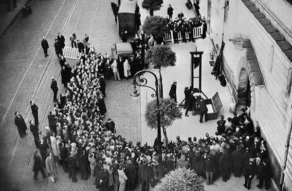10 Settembre 1977 – L'ultima ghigliottina