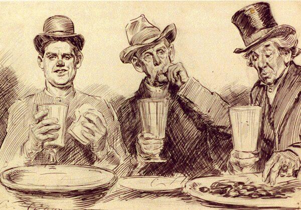 Il proibizionismo prima del proibizionismo: con la Raines Law a New York si beve solo se si mangia